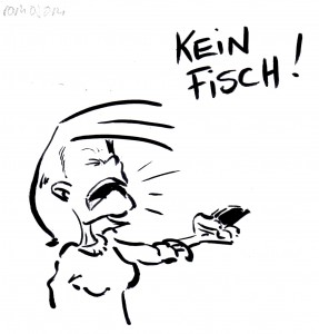 Kein Fisch