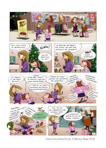 Toni & Charlie wünschen sich etwas zu Weihnachten