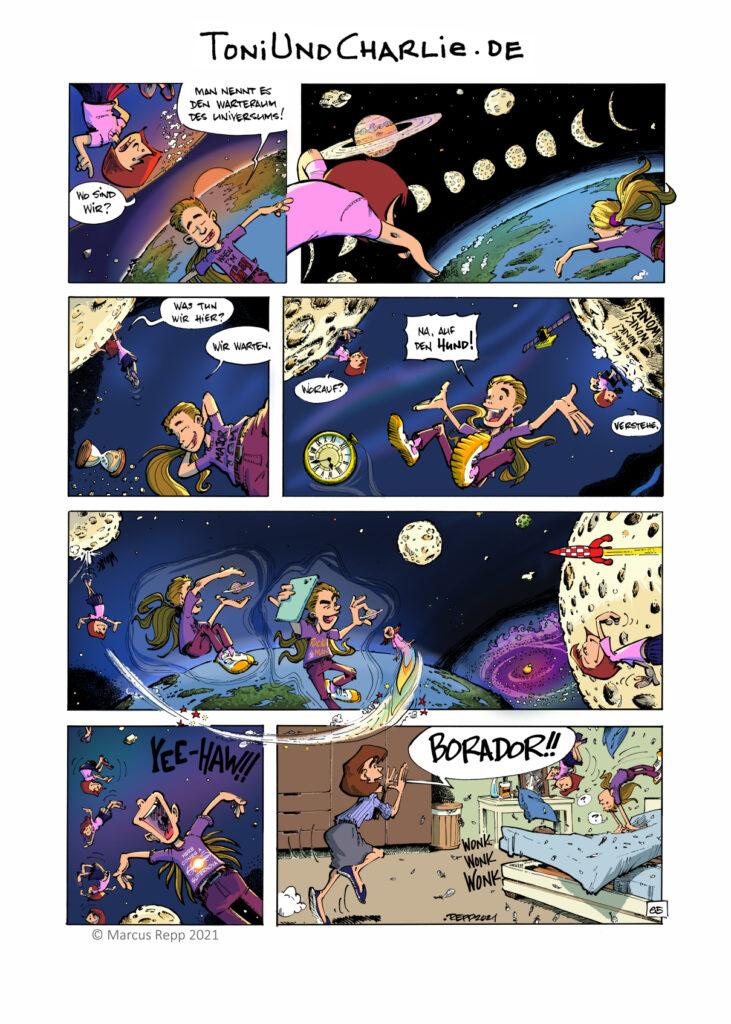65 - Warteraum des Universum